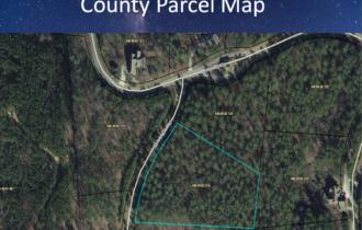 SC-Oconee-0013-County Parcel Map
